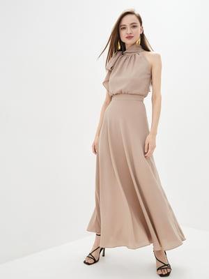 Сукня бежева | 5542483