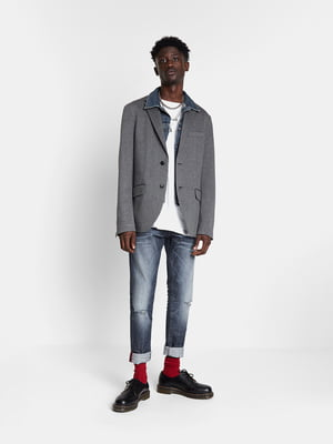 Пиджак серый | 5540239
