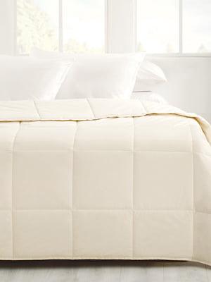 Одеяло стеганое шерстяное (215х235 см) | 5532238