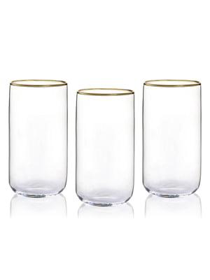 Набір стаканів (365 мл x 3 шт.)   5532476