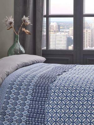 Покрывало для кровати двуспальное (200х220 см) | 5532669