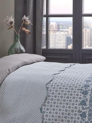 Покрывало для кровати двуспальное (200х220 см) | 5532675