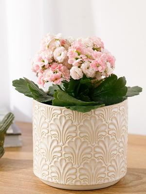 Горшок для цветов (14х14х12.5 см) | 5532981