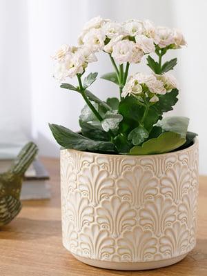 Горшок для цветов (12х12х10.5 см) | 5532982