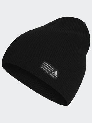 Шапка чорна з логотипом | 5546585