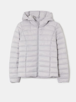Куртка сіра | 5542012