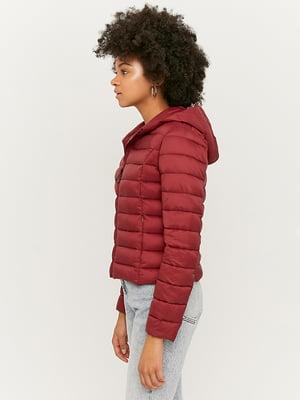 Куртка темно-красная | 5542013