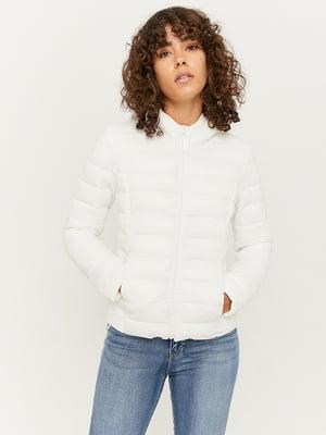 Куртка біла | 5542017