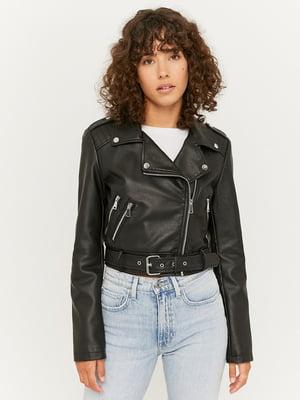 Куртка чорна | 5542019