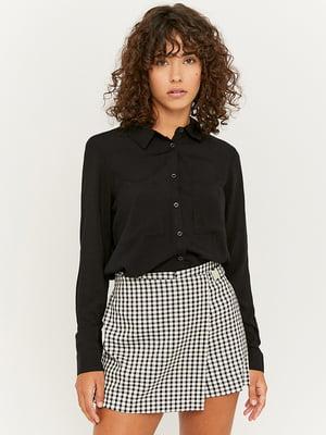 Рубашка черная   5542039