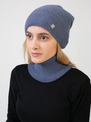 Комплект: шапка і шарф-снуд | 5541126