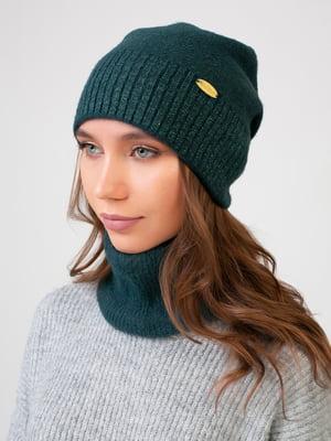 Комплект: шапка і шарф-снуд | 5541109