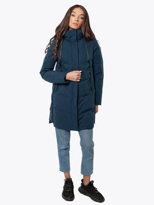 Куртка цвета индиго | 5546868