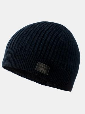Шапка темно-синяя   5546883