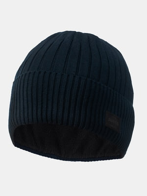Шапка темно-синяя   5546886