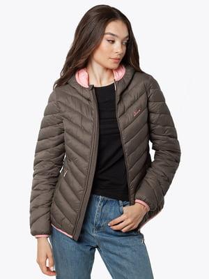 Куртка цвета хаки | 5546849