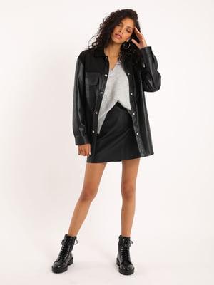 Куртка чорна | 5541729