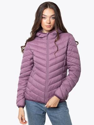 Куртка сиреневого цвета | 5546852