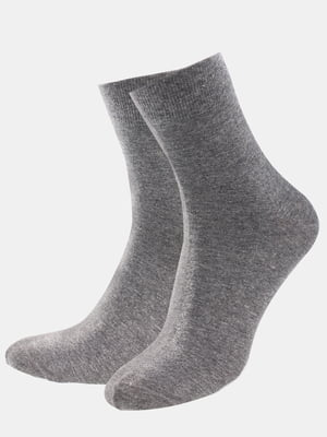 Носки серые | 5546874