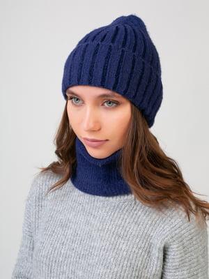 Комплект: шапка і шарф-снуд | 5541130