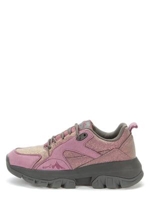 Кроссовки розовые | 5547080