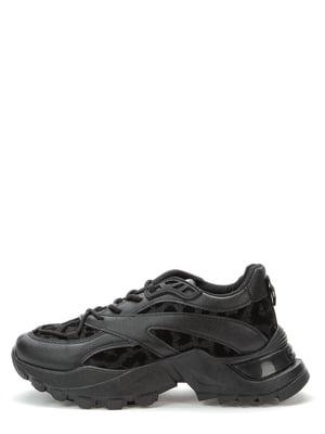 Кросівки чорні | 5547085