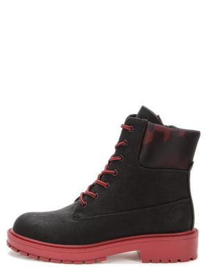 Черевики чорні | 5547109