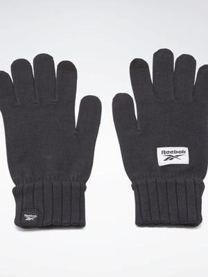 Перчатки для тренировок черные | 5536657