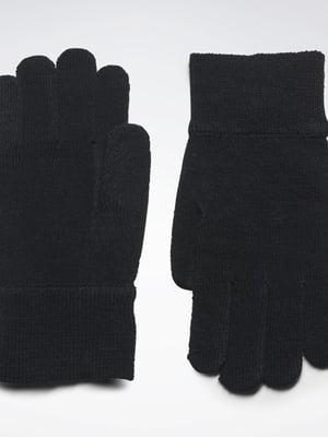 Перчатки для тренировок черные | 5536658