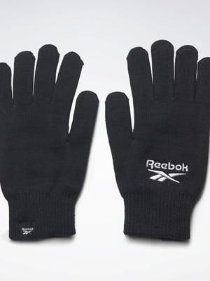 Перчатки для тренировок черные | 5539582
