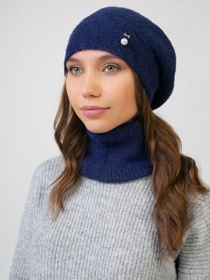 Комплект: берет і шарф-снуд | 5541094