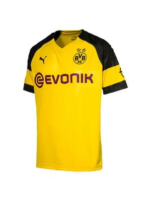 Футболка желто-черная   5546723