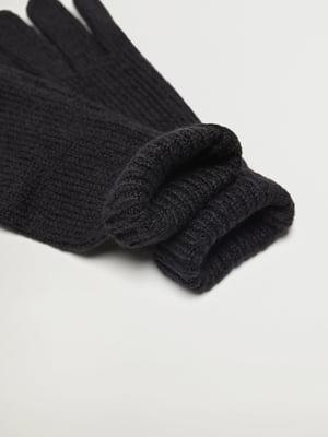 Рукавички чорні | 5546964