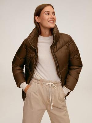 Куртка коричневая | 5546968