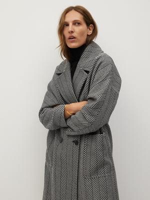 Пальто с узором | 5547008