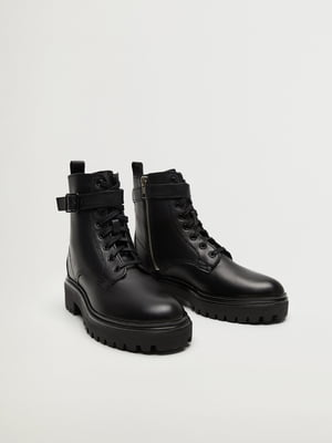 Ботинки черные | 5547031