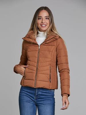 Куртка коричнева | 5547263