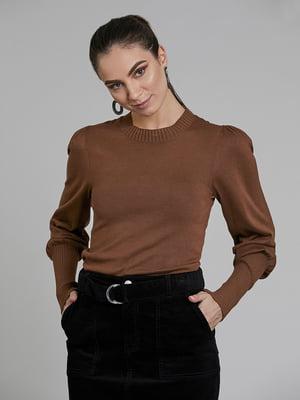 Джемпер коричневий | 5547271