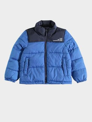 Куртка синяя | 5547349