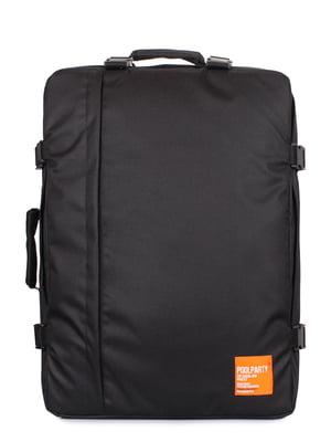 Рюкзак для ручной клади черный   5547727