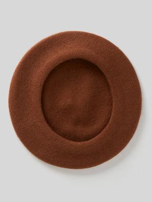 Берет коричневый | 5547492