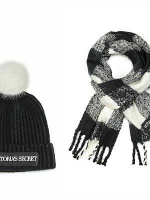Комплект: шапка и шарф | 5547856