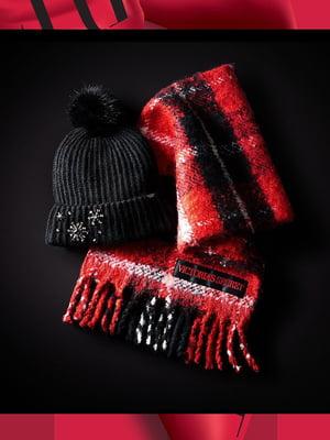 Комплект: шапка и шарф | 5547859