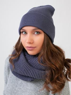 Комплект: шапка і шарф-снуд | 5547720