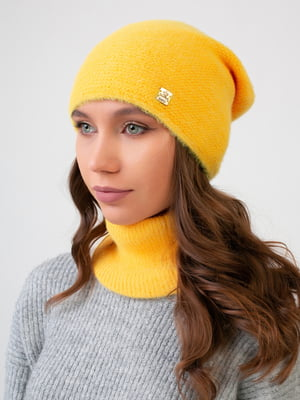 Комплект: шапка та шарф-снуд | 5547722