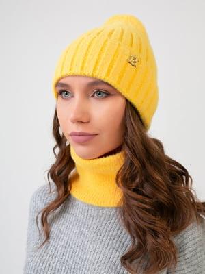 Комплект: шапка та шарф-снуд   5547724
