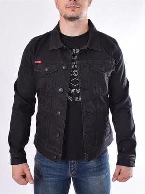 Куртка черная | 5540410