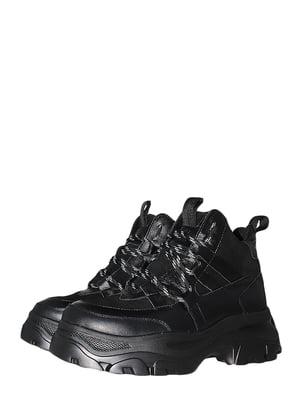 Ботинки черные | 5535089
