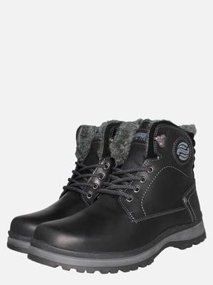 Черевики чорні | 5541584