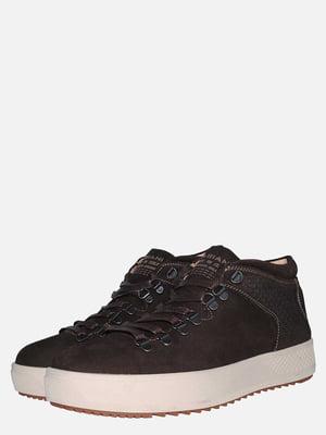 Ботинки коричневые | 5541589